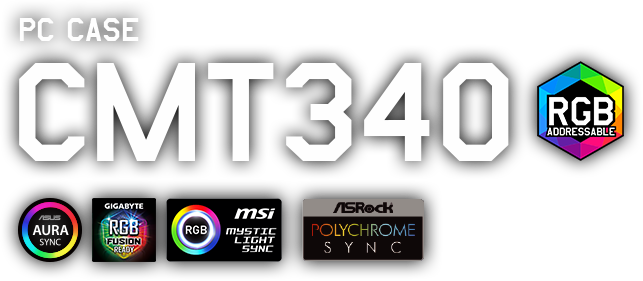 CMT340 Sync with Motherboard, Msi, ASUS, gigabyte