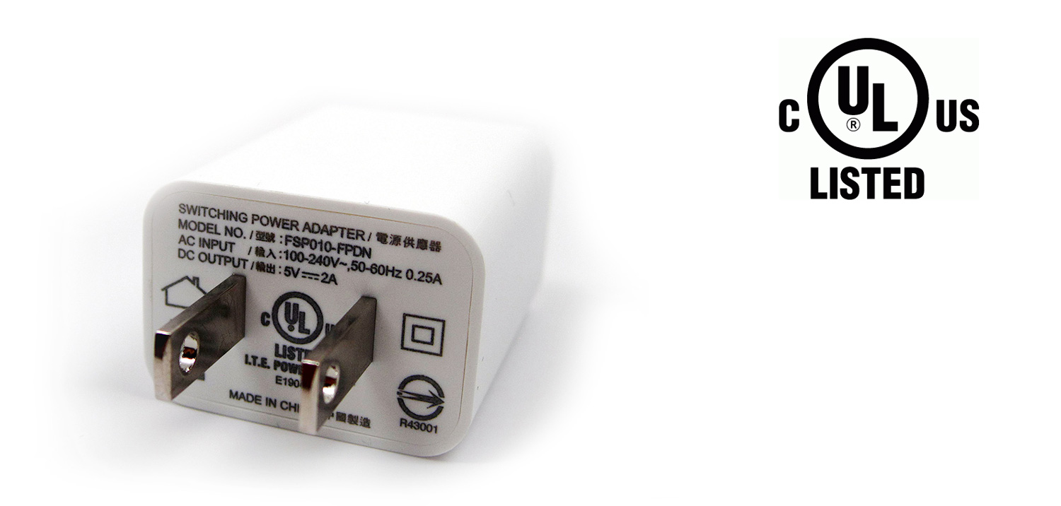FSP Group Amport USB Charger