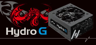 Power Supply - HYDRO G