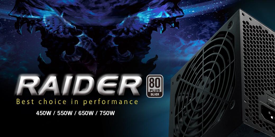RAIDER 750W | Power Supply | FspLifeStyle