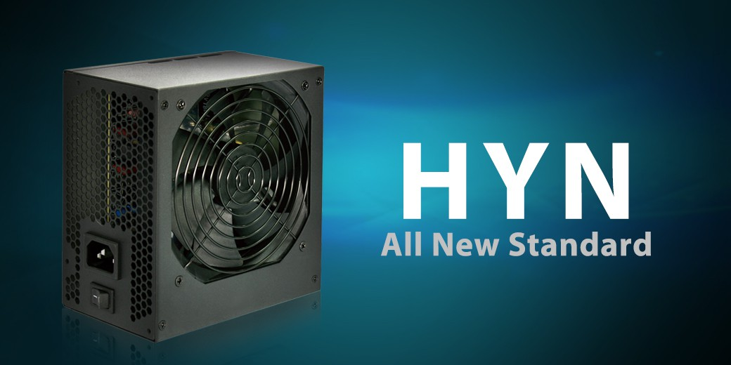 FSP HYN 450W ACTIVE PFC PSU 1
